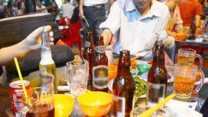 Uống Rượu Bia